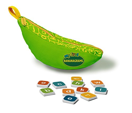2016 Hot Toy List: Rated Kid-Tested and Parent-Approved (Parents Magazine / Amazon) My First Bananagrams
