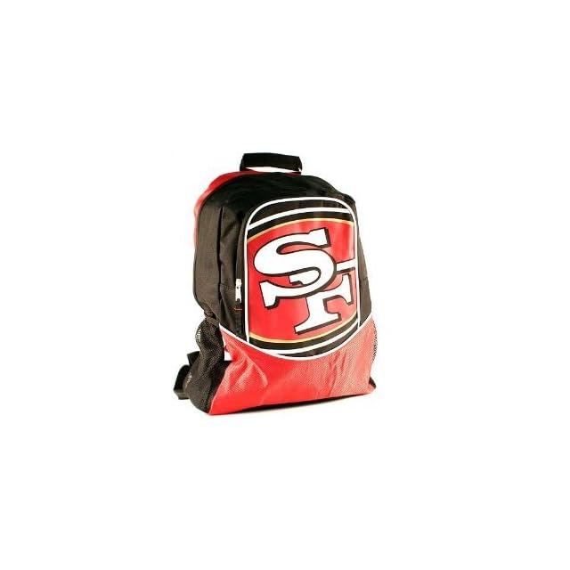 NFL Football   San Francisco 49ers Backpack