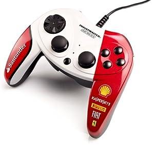 Thrustmaster - Ferrari F1 Italia - Manette sans Fil - Rouge/Blanc