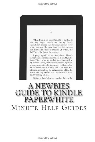 A Newbies Guide to Kindle Paperwhite