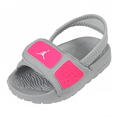 Nike Jordan Hydro 3 Gt Infant/Toddler Slide Sandal 644933-008 (8C) front-1073513
