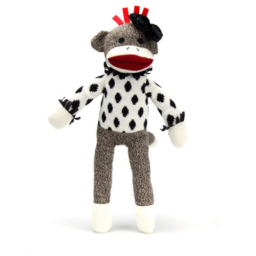 Mrs. Potts From The Sock Monkey Family - 1