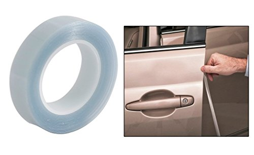Speedwav Car Door Scratch Edge Guard Thick Tape Roll-Tata Tiago