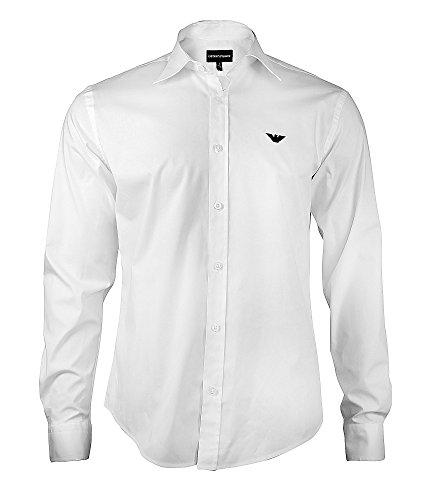 armani-camicia-casual-uomo-bianco-xx-large-