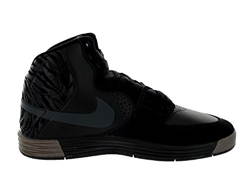 Nike Men's Paul Rodriguez 7 High Black/Anthracite/Gm Dark Brown Skate Shoe 11.5 Men US