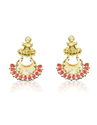 Vastradi Jewels Polki Earring For Women