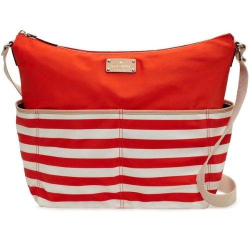 Kate Spade New York Collins Avenue Serena Baby Bag, Sophiritis / Cream front-472603