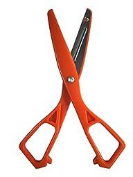 Art and Technical Instrument Kids Safety Children\'s Scissors, 5 1/2-Inch, Blunt, Orange Box of 24 School Classpack