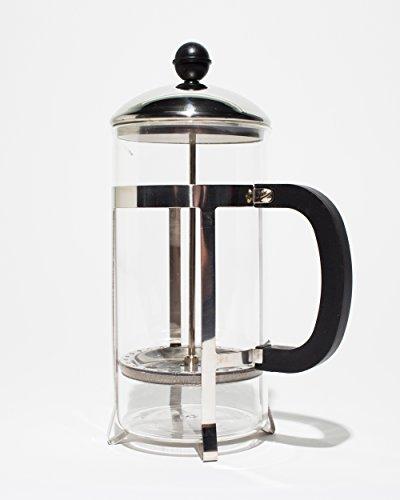 Lava Mountain 34 Ounce Glass French Press Coffee Maker (Aerobie Press compare prices)