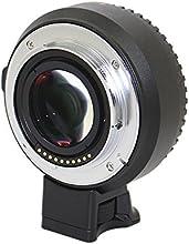 EACHSHOT EF-NEX III Build-in Optical Glasses Group Canon EF Lens To Sony NEX Series Cameras NEX-7 NE