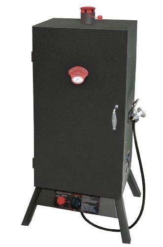 Landmann USA 3495BGW Smoky Mountain Vertical Gas Smoker