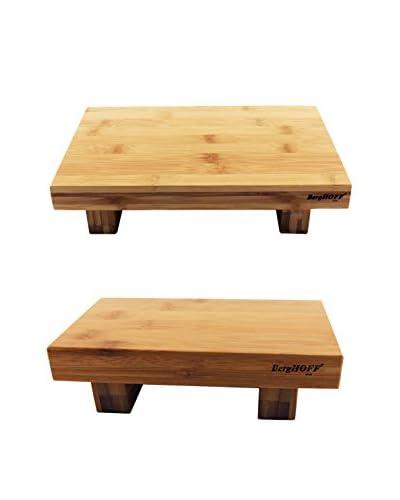 BergHOFF 2-Piece Bamboo Sushi Serving Board Set