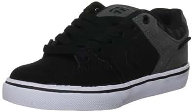 Etnies Sheckler 6 Black/Dark Grey Fashion Sports Skate Shoe 4302000011 1 UK Junior, 2 US