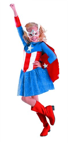 American Dream Girl Classic Costume
