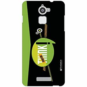 Coolpad Note 3 Lite Back Cover ( Designer Printed Hard Case)