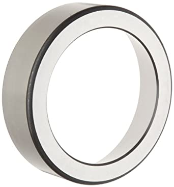 "Timken HH814510 Tapered Roller Bearing, Single Cup, Standard Tolerance, Straight Outside Diameter, Steel, Inch, 6.0000"" Outside Diameter, 1.6250"" Width"