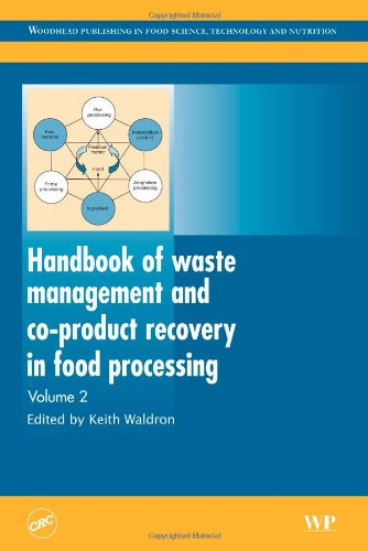 Handbook of Waste Management and Co-Product Recovery in Food Processing: Pt. 2 (Woodhead Publishing Series in Food Science, Technology and Nutrition)