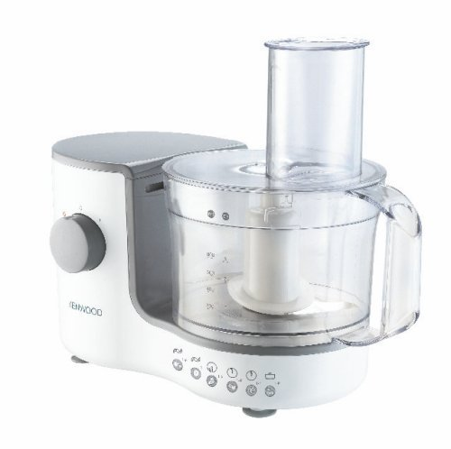 Kenwood Compact FP120 1.4 Litre Food Processor - White by Kenwood