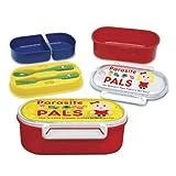 """Lunch-Box PARASITE PALS - wenns zwickt im Magen...von """"MIK funshopping"""""""
