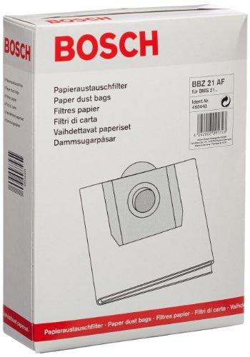 Bosch BBZ21AF Papieraustauschfilter für BMS