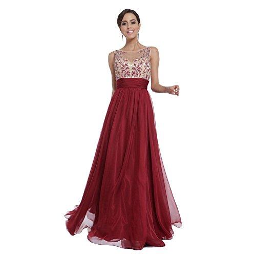 WintCO-Vestido-largo-Rojo-Traje-de-ceremonia-Para-baile-Para-la-fiesta-Restero-Elegante-Sin-manga-Barato-En-buena-calidad