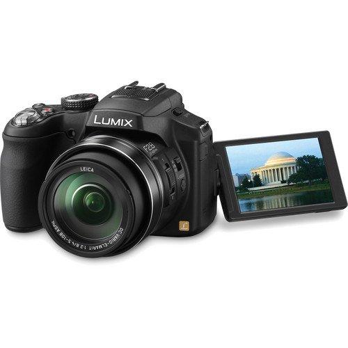 Panasonic Lumix DMC-FZ200 12.1 MP Digital Camera with CMOS S