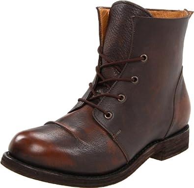 JD Fisk Men's Denver Boot, Brown, 10.5 M US
