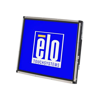 Elo 1739L Open-Frame Lcd Touchscreen Monitor - 17 - Surface Acoustic Wave - 1280 X 1024 - 5:4 - Steel Black - Intelli Touch Dual Ser/Usb Ctlr *Power Brick Sold Separately (E012584)