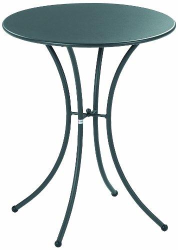 Emu 309052200 Pigalle Tisch 905, ø 60 cm, pulverbeschichteter Stahl, antik eisen