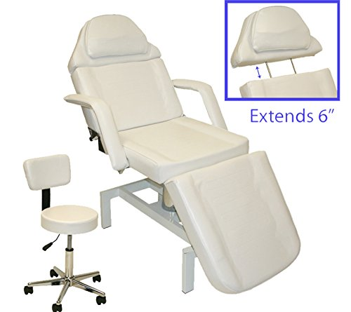 LCL Beauty Fully Adjustable Hydraulic Facial Bed (Hydraulic Massage Table compare prices)
