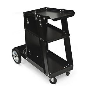 Universal Welding Cart MIG TIG Flux Welder Machine ARC w/ Wheel Heavy Duty  from Sky Enterprise USA