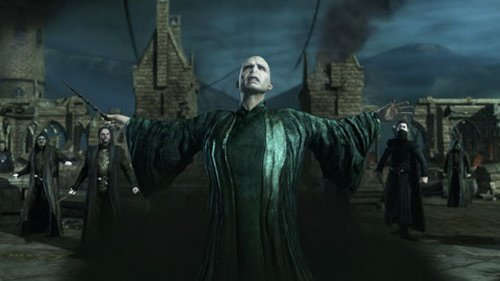 Harry Potter and the Deathly Hallows Part 2 screenshot