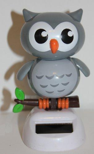 Solar Dancing Owl - 1