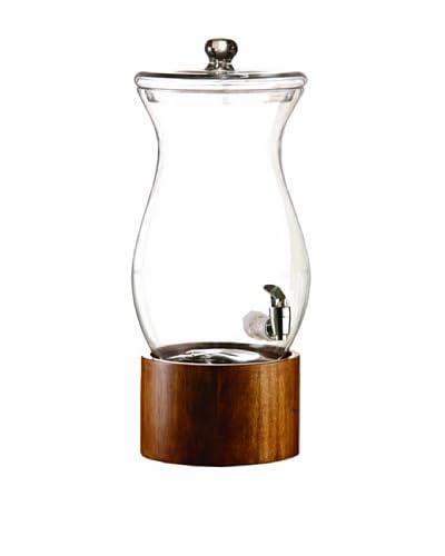 Jay Imports 1.5-Gal. Madera Glass Beverage Dispenser