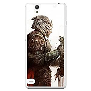 a AND b Designer Printed Mobile Back Cover / Back Case For Sony Xperia C4 (SONY_C4_1232)