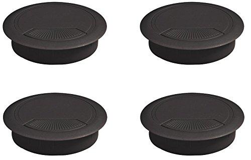 Emuca-Set-von-4-runden-Kabeldurchfhrungen-Durchmesser-80-mm-zum-Einfgen-am-Schreibtisch-aus-schwarzem-Kunststoff-1-Stck-80-mm-schwarz-3196417