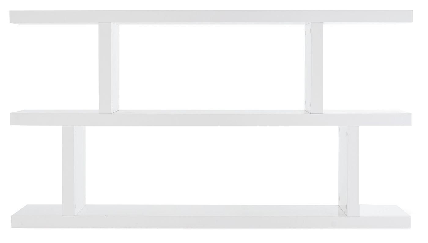 TemaHome Step Regal mit 3 Böden in glattweiss – Matt lackiert kaufen