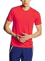 adidas Camiseta Manga Corta Ap Ss Tee (Rojo)
