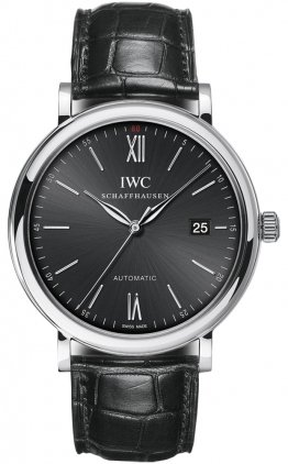 NEW IWC PORTOFINO AUTOMATIC MENS WATCH IW356502