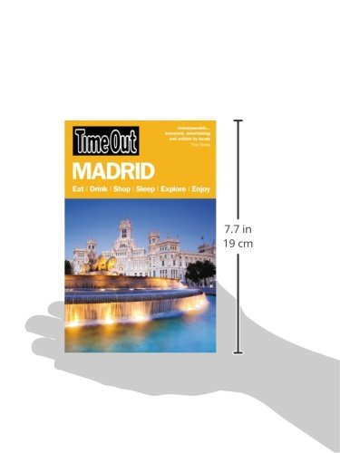 Time Out Madrid 9th edition (Time Out Guides)