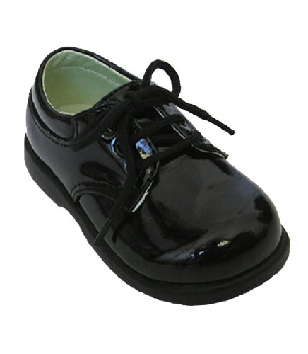 Black Patent Dress Oxford Shoes ~ size 6Black Patent Dress Oxford Shoes ~ size 6