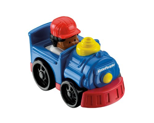 Fisher Price Little people Zug T5636 Wheelies