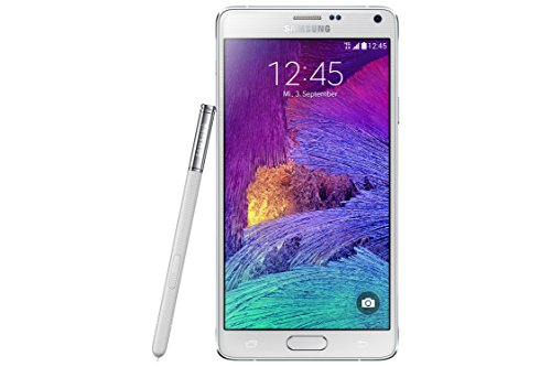 Samsung Galaxy Note4 Tablet, 4G, 32GB, Bianco