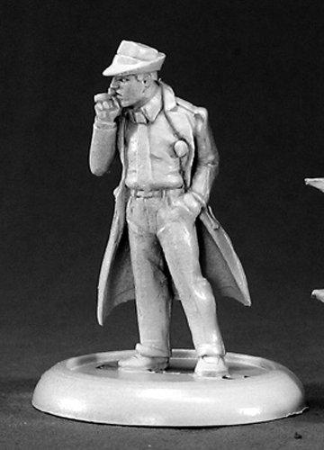 Reaper Miniatures 50051 Chrono Max Decker, Private Eye