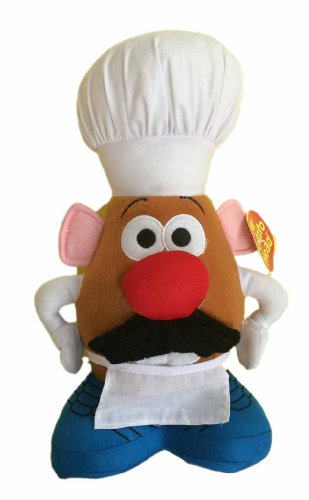 Toy Story Mr And Mrs Potato Head front-809452