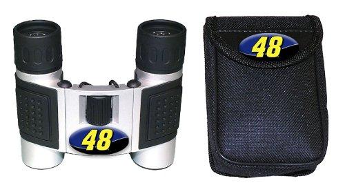 Nascar Jimmie Johnson #48 High Powered Compact Binoculars