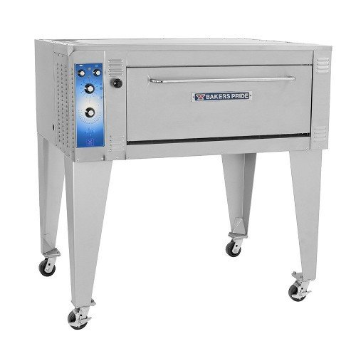 Bakers Pride SuperDeck EP Electric Pizza Oven, 55 x 43 x 56 inch -- 1 each.