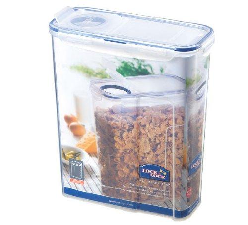 Lock & Lock Boîte rectangulaire avec clapet 4,3 litres