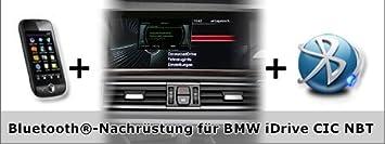 39894 Interface Kufatec Bluetooth pour la BMW Série F de navigation Professional NBT