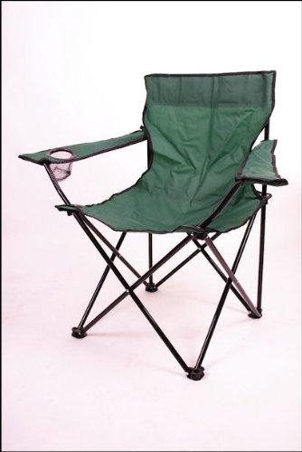 camping klappstuhl gr n campingstuhl angelhocker. Black Bedroom Furniture Sets. Home Design Ideas